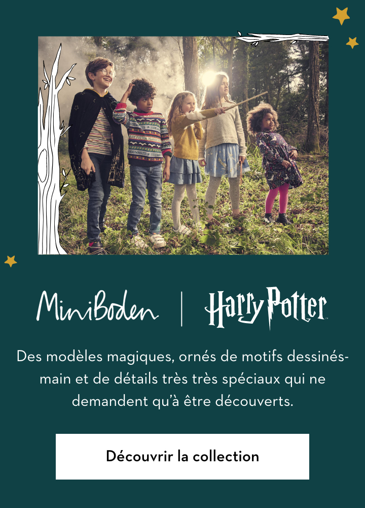 Harry Potter Portez la magie