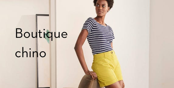 Boutique Chino Femme